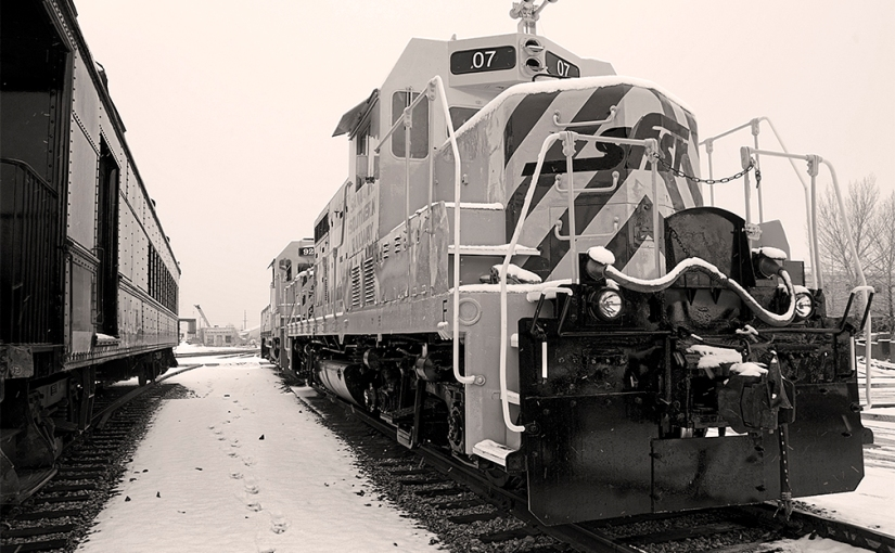 Santa Fe Railyard:2.5.21